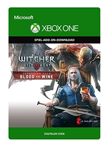 The Witcher 3: Wild Hunt - Blood and Wine [Spielerweiterung] [Xbox One - Download Code]