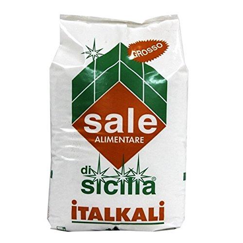 SALE DI SICILIA GROSSO ALIMENTARE 10 KG ITALKALI