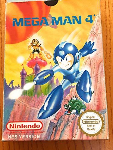 Mega Man 4 (Nintendo NES) gebr., gebraucht - sehr gut