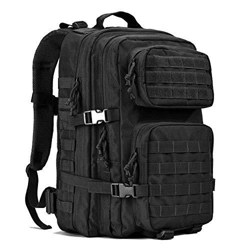Tactical Pro Supply Kevlar Ranger Rucksack, Schwarz