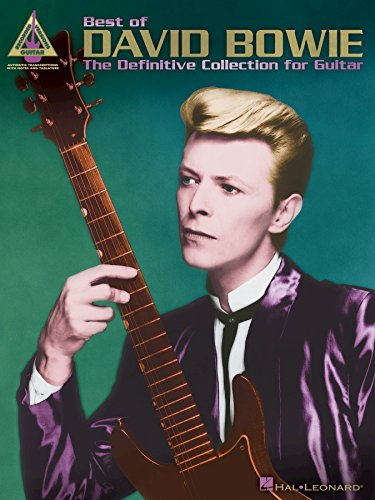 Best of David Bowie Songbook: The Definitive Collection for Guitar (Guitar Tab)