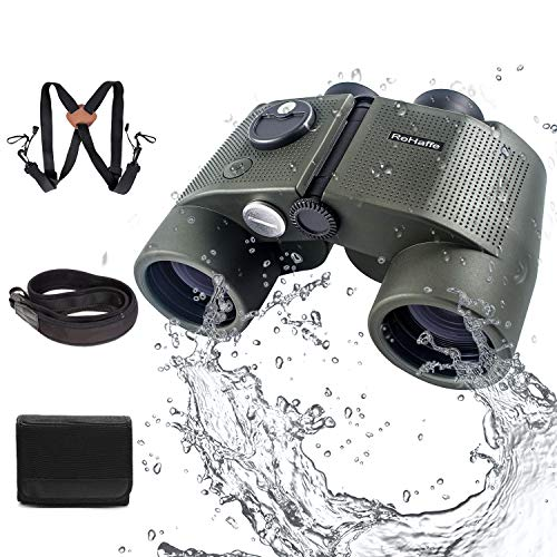 ReHaffe Military Binoculars 7x50 Waterproof