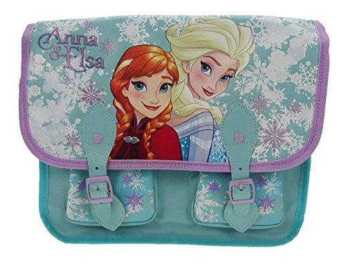 Disney Frozen Cartable, Bleu Clair (Bleu) - FROZEN001061