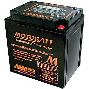Motobatt MBTX30UHD Battery