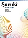 Suzuki Violin School - Volume 2 (Revised): Violin Part
