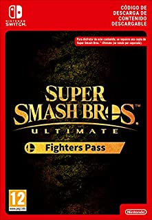 Super Smash Bros. Ultimate Fighters Pass (B07NZ8CD1D) | Amazon price tracker / tracking, Amazon price history charts, Amazon price watches, Amazon price drop alerts