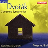 Dvo??k: Symphonies 1-9 (2002-07-23)