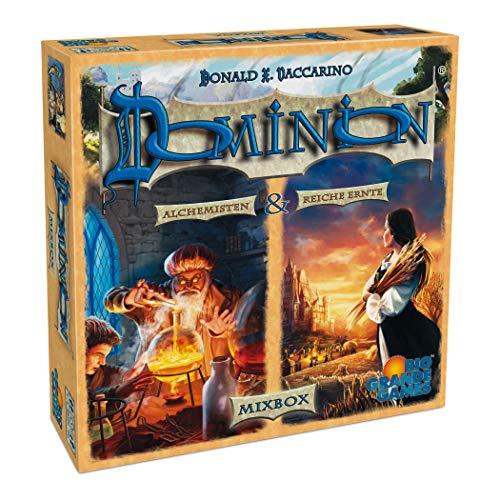 Rio Grande Games 22501407 - Dominion Erweiterung - Mixbox