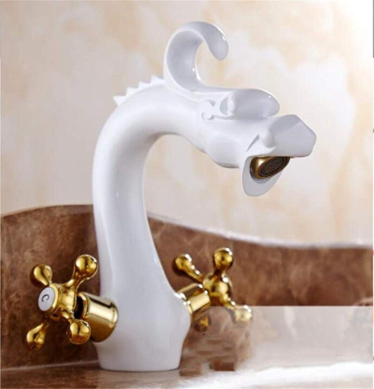 360 ° drehbaren Wasserhahn Retro Wasserhahn Becken Wasserhahn Vanity Sink Mischbatterie Vier Farben für whlen