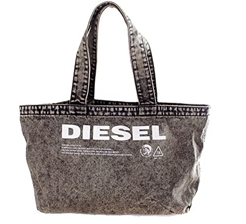 Diesel Comprador de damas y caballeros THISBAGISNOTATOY D-THISBAG denim