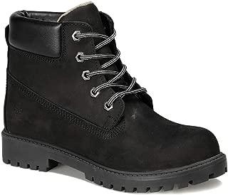 ROANA 9PR Siyah Erkek Çocuk Yürüyüş Ayakkabısı