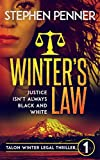 Winter's Law: Talon Winter Legal Thriller #1 (Talon Winter Legal Thrillers)