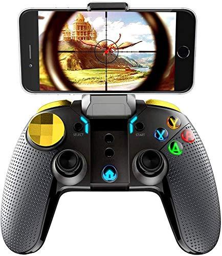 MUTOP Wireless Bluetooth Gamepad Joystick Game Controller für PUBG kompatible iOS Android Handy PC Android TV Box – iPega PG-9118