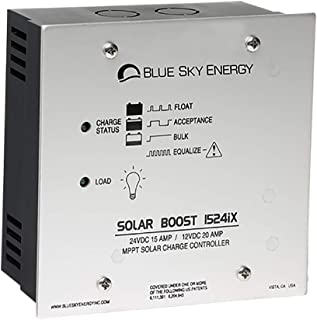 Blue Sky Energy Solar Boost SB1524iX, 15A/20A MPPT Charge Controller for 12/24V Battery