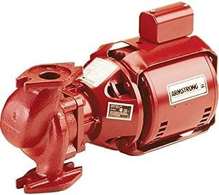 1/6 hp 115V Armstrong Circulator Pump Model H-32# 174034MF-013