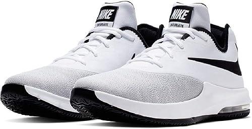 Nike Air Max Infuriate III Faible, Chaussures de Basketball Homme