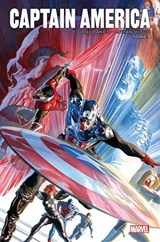 Captain America par Brubaker T4