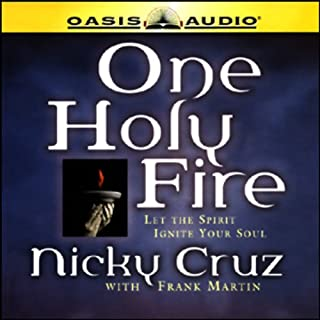 One Holy Fire cover art