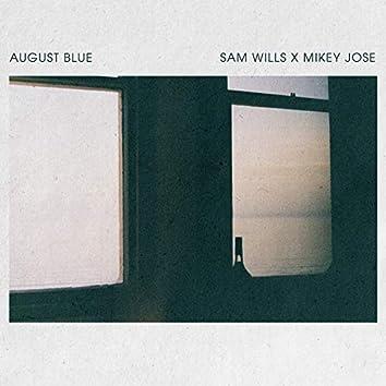 August Blue