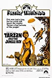 Tarzan and The Jungle Boy Movie Poster Masterprint (60,96 x