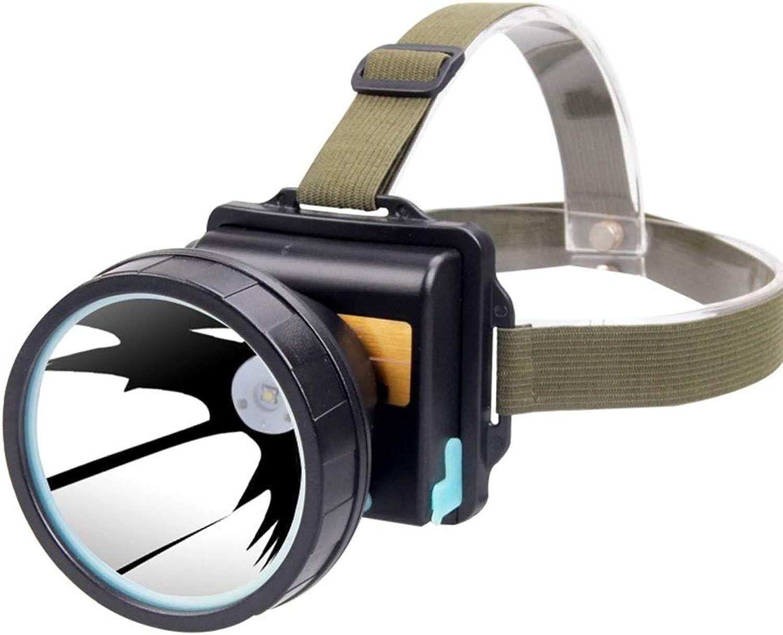 DEI QI XP-G LED-Scheinwerfer wiederaufladbare Wasserdichte Multifunktions-Scheinwerfer für weiträumige Scheinwerfer geeignet für Outdoor-Angeln Abenteuer Reiten B07Q4VZQKY  Einzelhandelspreis