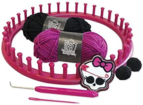 Precio al por mayor y calidad confiable. Fashion Fashion Fashion AngelsMonster High Knit Beanie Kit by Fashion Angels Enterprises  ventas en linea