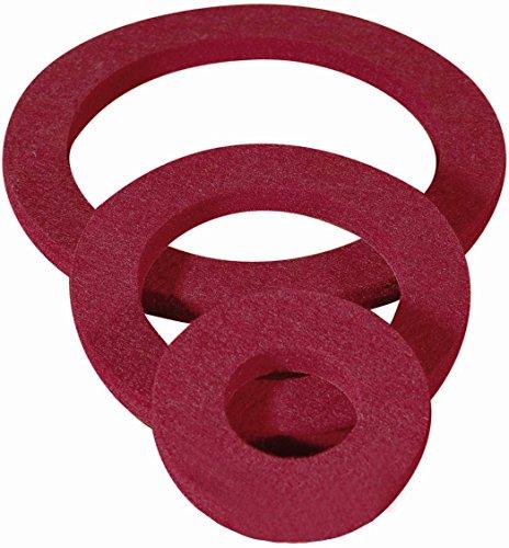 Filzring-Untersetzer, Durchmesser 12 cm