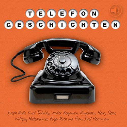 Telefongeschichten audiobook cover art