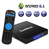 Reproductor Multimedia Leelbox Smart TV Box 4K