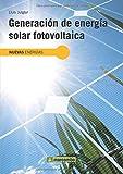 Generación de Energía Solar Fotovoltaica: 1 (NUEVAS ENERGÍAS)