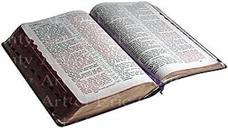 1/4 Sheet - Holy Bible Christian Birthday - Edible Cake/Cupcake Party Topper - D22974