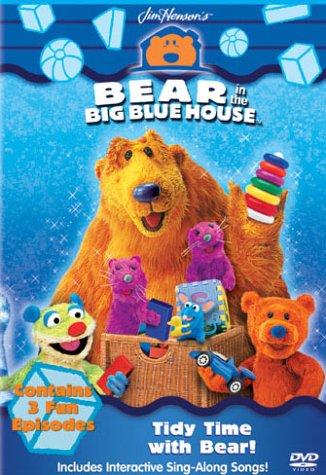 Tidy Time Bear [DVD] [Region 1] [US Import] [NTSC]