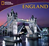 Stocking Stuffer Ideas: 2012 England Calendar