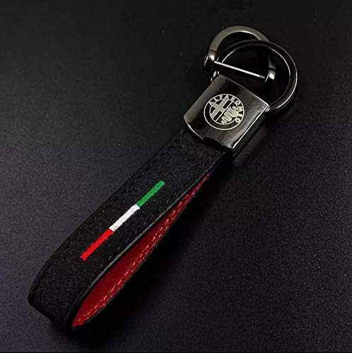 portachiavi Alfa Romeo per chiavi AUTO camper moto Stelvio Giulietta Fiat Mito 147 159 spider