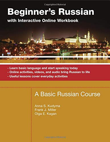 Beginner's Russian with Interactive Online Workbook