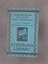 Goethe's Conversations with Eckermann