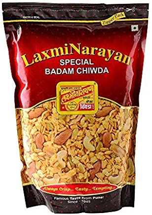 Laxminarayan Special Badam Chiwda - 500g