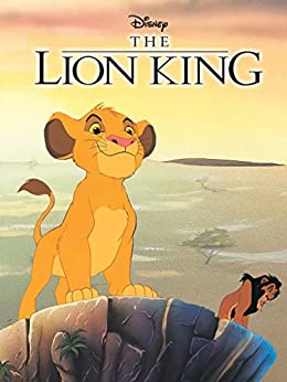 The Lion King (Disney Short Story eBook) by [Disney Book Group, ,]