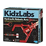 4M Hydraulic Robot Arm Kids Science Kit, Model:4106