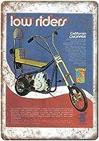 California Chopper Mini Bike ティンサイン ポスター ン サイン プレート ブリキ看板 ホーム バーために