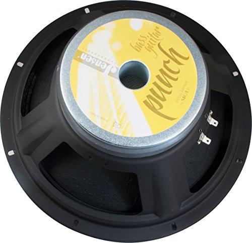 Speaker - 12 in. Jensen Bass, Punch Sound, 250 Watt, 8 ohm