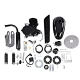 Kit de motor Eléctrico para bicicleta, CC Motor de 2tiempos ciclo Pedal motorizado Gasolina Gas Motor kit de conversión para bicicleta