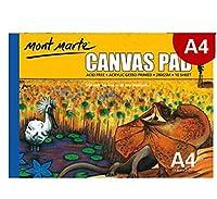 画材 水彩スケッチブック水彩紙A3 10枚/パックオイルアクリル画キャンバスパッド紙ブックペイントキャンバス紙(A3)。 水彩スケッチブック (色 : A4)