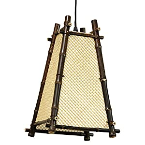 Oriental Furniture 14″ Itashi Japanese Hanging Lantern