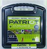 Patriot SolarGuard 50 Fence Energizer, 0.05 Joule