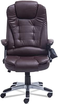 Gaming Chair, 360 Degree Rotation Home Office Computer Desk Executive Ergonomic Height Adjustable 6 Point
