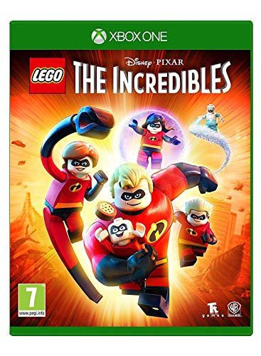 Warner Home Video - LEGO: The Incredibles /Xbox One (1 GAMES)