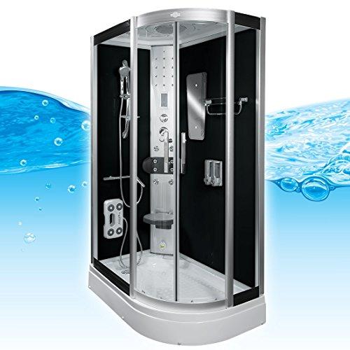 AcquaVapore DTP8060-7302R Dusche Dampfdusche Duschtempel Duschkabine 80×120, EasyClean Versiegelung der Scheiben:2K Scheiben Versiegelung +89.-EUR - 2