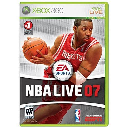 NBA Live 07 - Xbox 360 by Electronic Arts