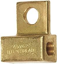 Miller - Weldcraft Power Cable Adapter, Brass - 45V62